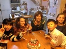 A wonderful host family