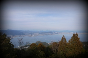 Views over Hiroshima