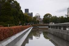Reflecting on the A-bomb Dome