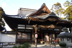 A local Shinto shrine