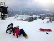 Ski Jam has great beginner and intermediate courses