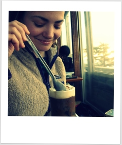 Jelly latte
