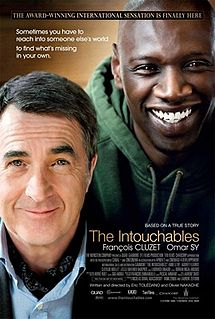 The Biggest Smile in the World goes to Omar Sy
