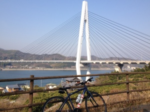 Cool bike, cool bridges