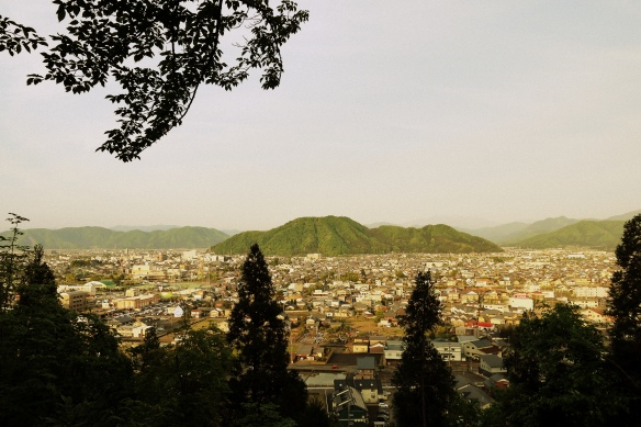 View over Echizen